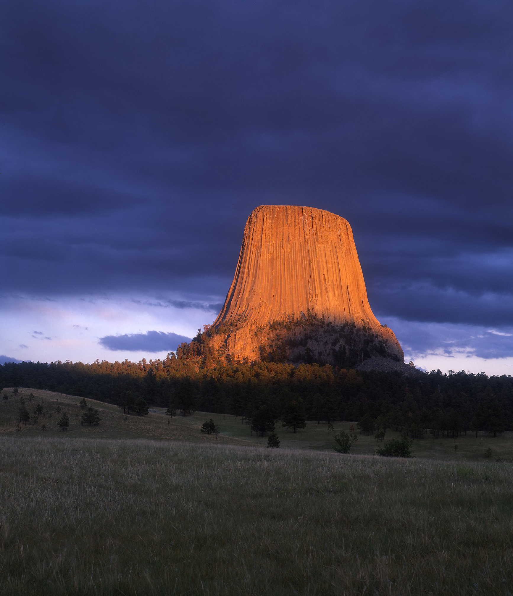 monoliet | Devils Tower National Monument
