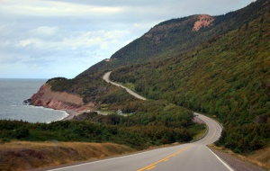 scenic drive | Cabot Trail