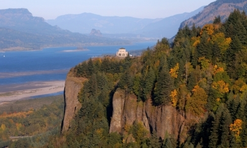 Beacon Rock State Park | Columbia River