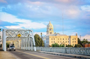 Keesler brug en Leflore Country Courthouse | Greenwood MS