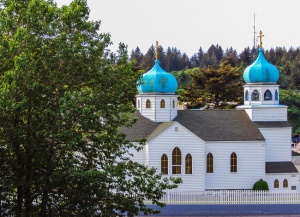 Holy Resurrection Cathedral | Kodiak Island