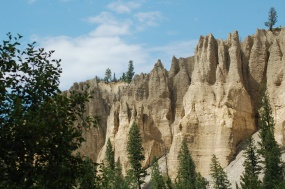Sinclair Canyon | Kootenay NP