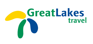 GreatLakes Travel logo